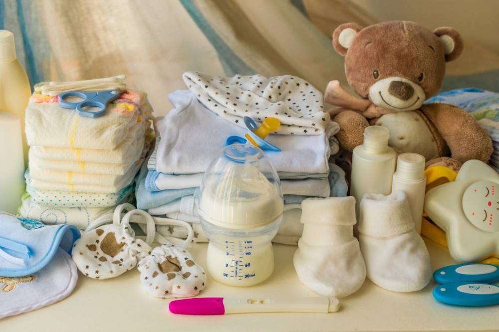 Рейтинг самых бесполезных покупок для новорожденного