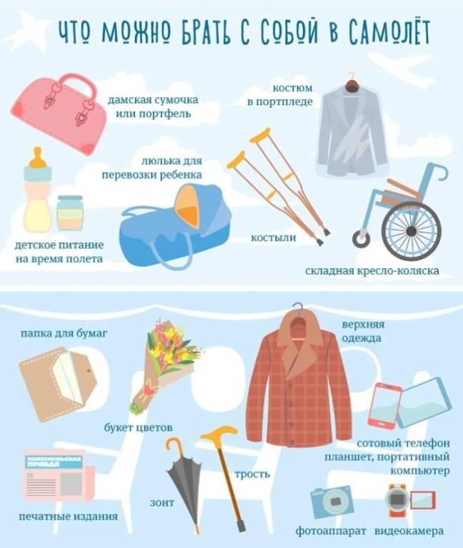 Что взять с собой в отпуск: список необходимых вещей