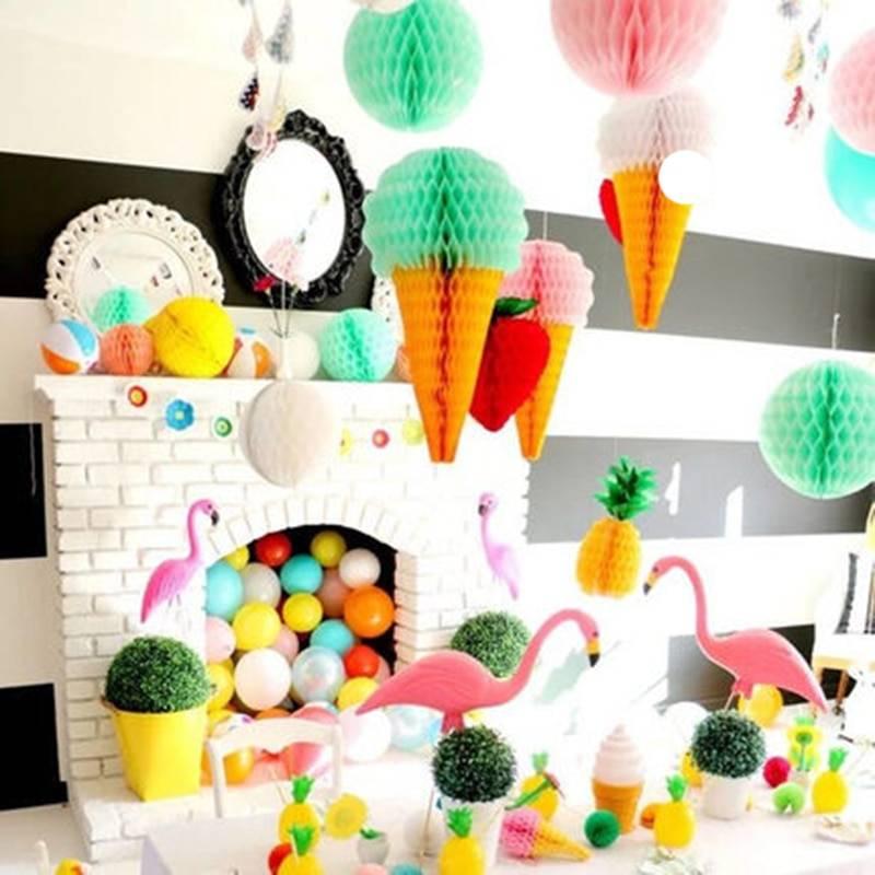 Как украсить комнату на день рождения девочки?