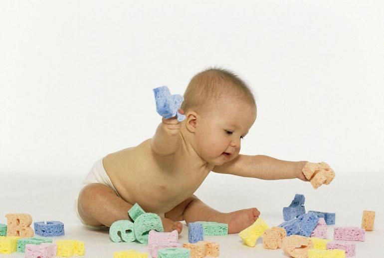Игры с ребенком с 10 месяцев