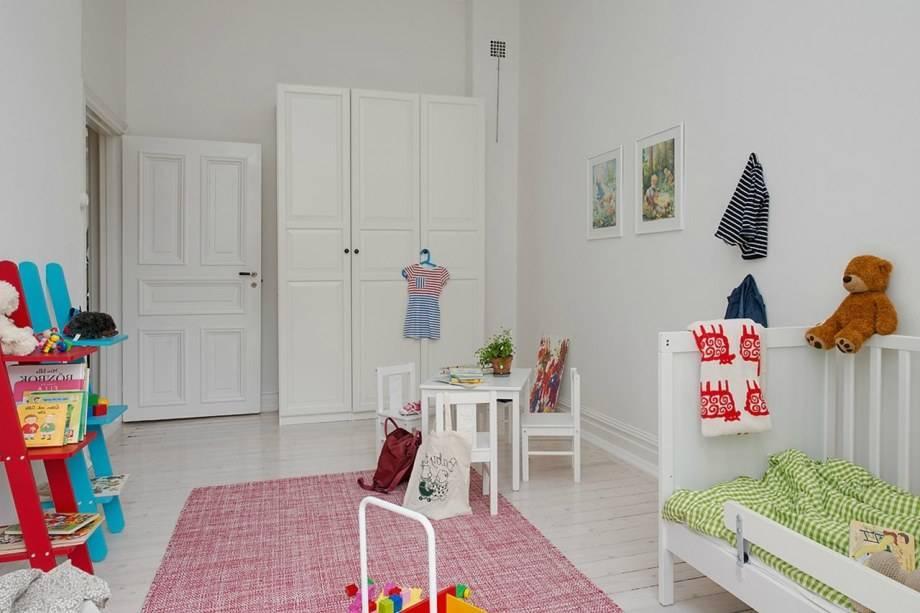 Детская в скандинавском стиле - 125 фото современных решений и вариантов украшения в скандинавском формате