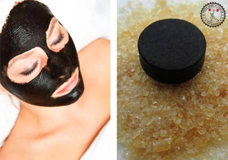 Черная маска для лица: домашние рецепты или готовые средства?