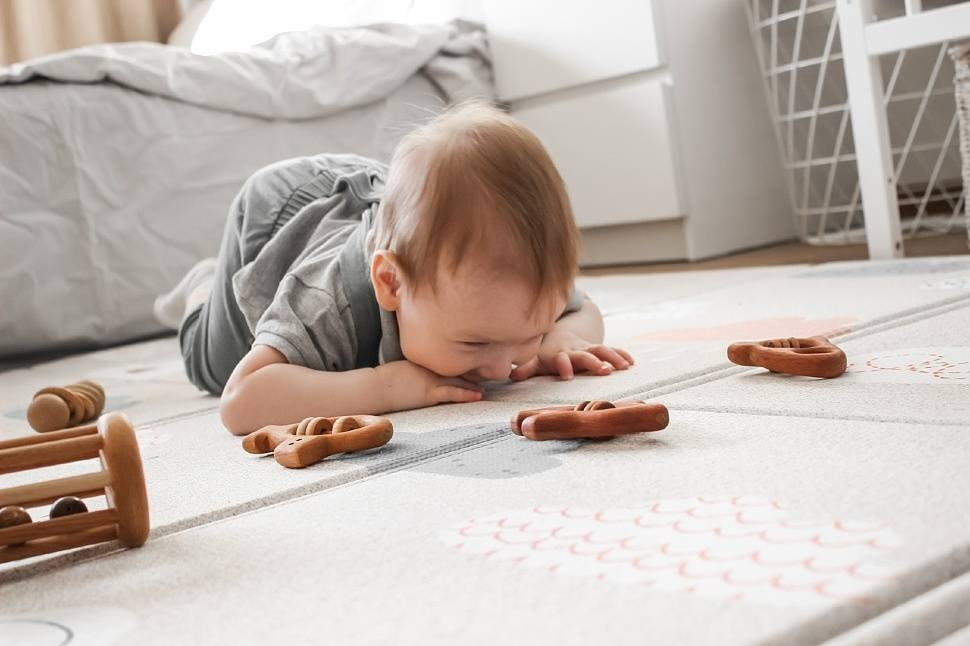 Развитие ребенка в 6 месяцев – что должен уметь шестимесячный ребёнок