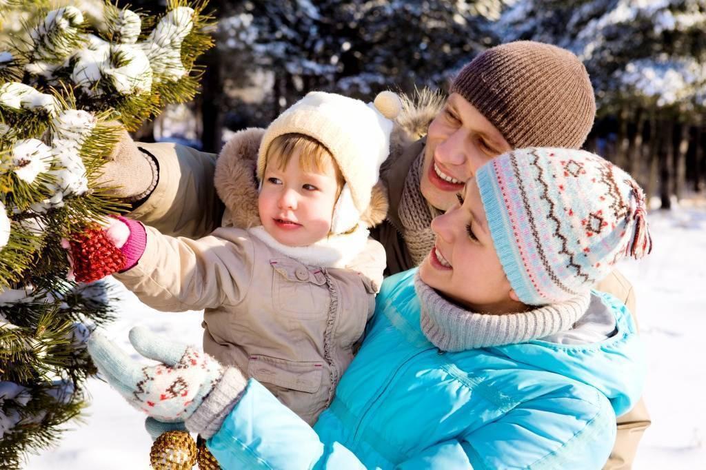 Как провести новогодние каникулы: расписание на 10 дней
