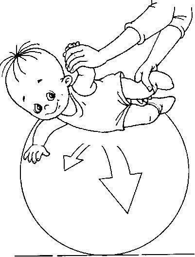 Игры с мячом для детей 5-6 лет дома