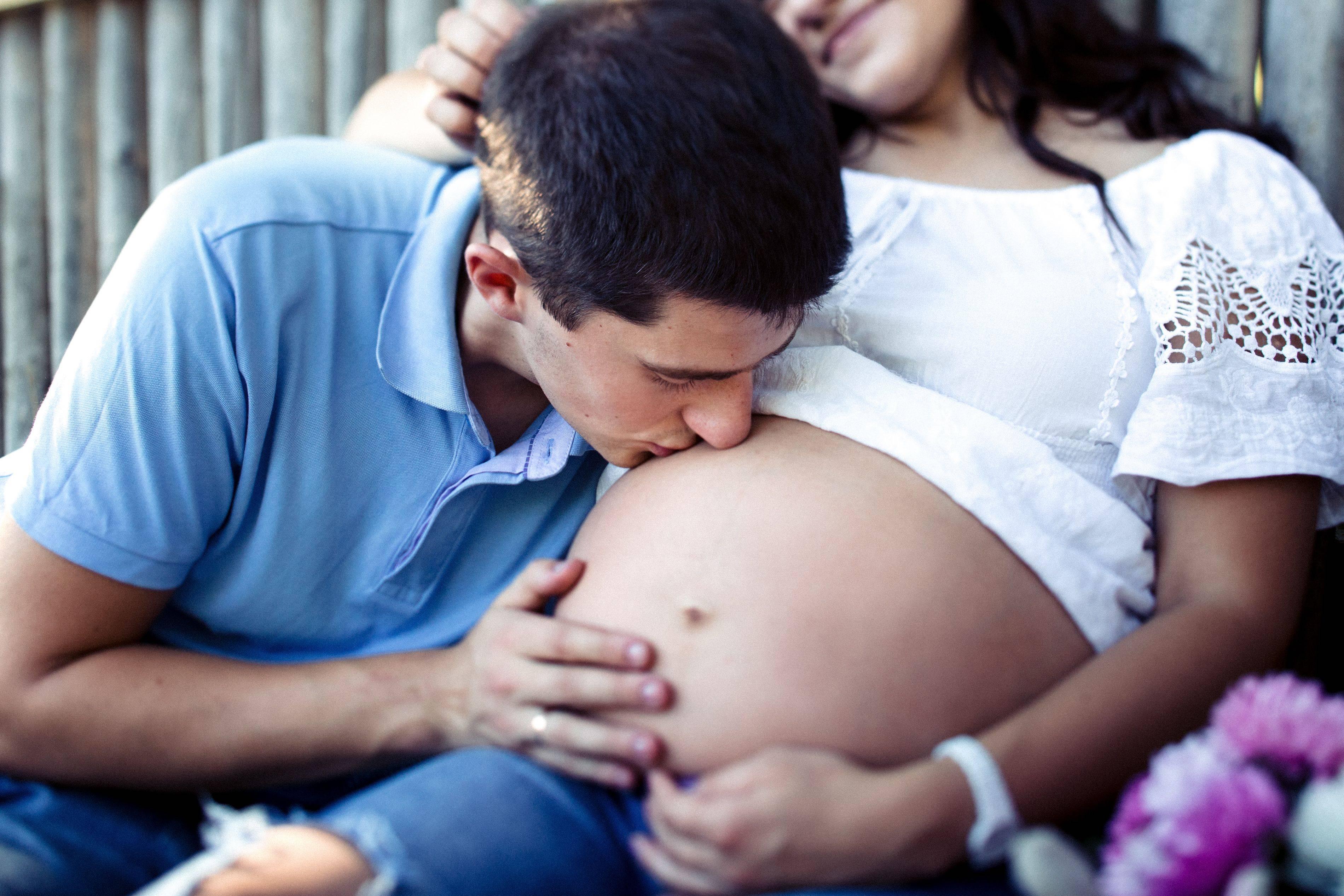 Психология беременной женщины - советы мужу. как пережить беременность жены  - практическое пособие для мужчин.