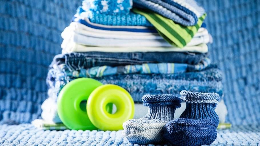 Чем стирать детские вещи для новорожденных: описание, рекомендации, отзывы