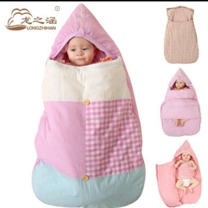 Спальный мешок для новорожденных: 5 идей, которые можно реализовать своими руками в домашних условиях