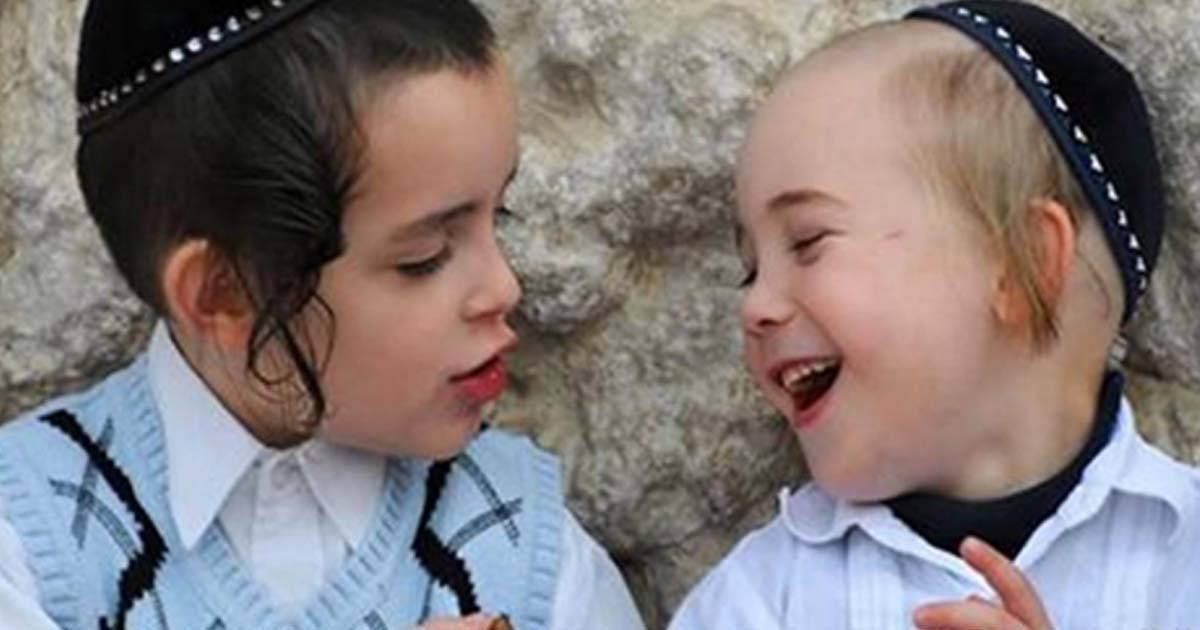 7 мудрых правил воспитания детей у евреев   uduba.com