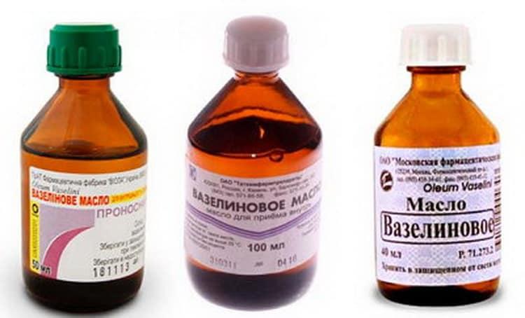 Вазелиновое масло (vaselin oil)
