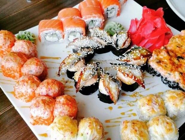 Можно ли есть суши и роллы при грудном вскармливании