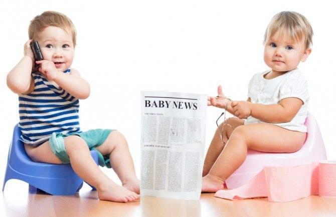 Опытом делятся современные мамы: как отучить ребенка от подгузников зимой