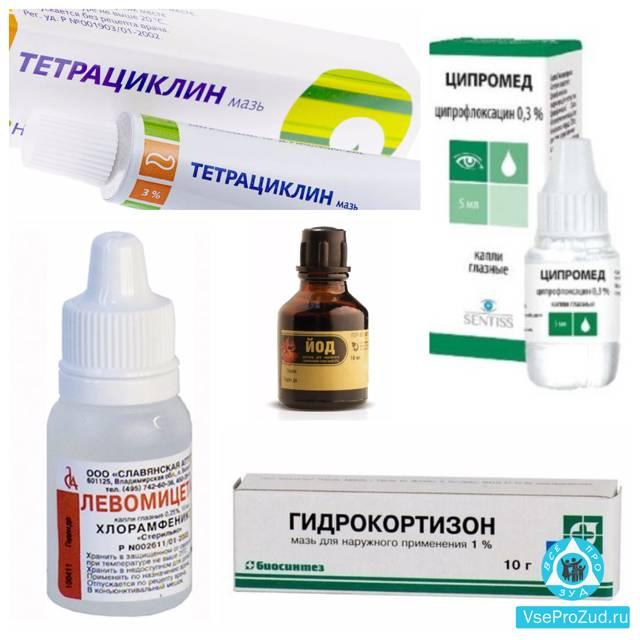 Обзор популярных народных средств для лечения глаз «ochkov.net»
