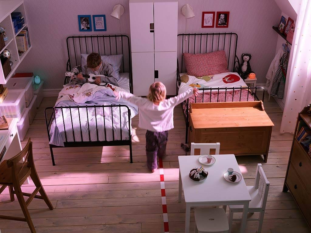 Какой должна быть комната ребенка