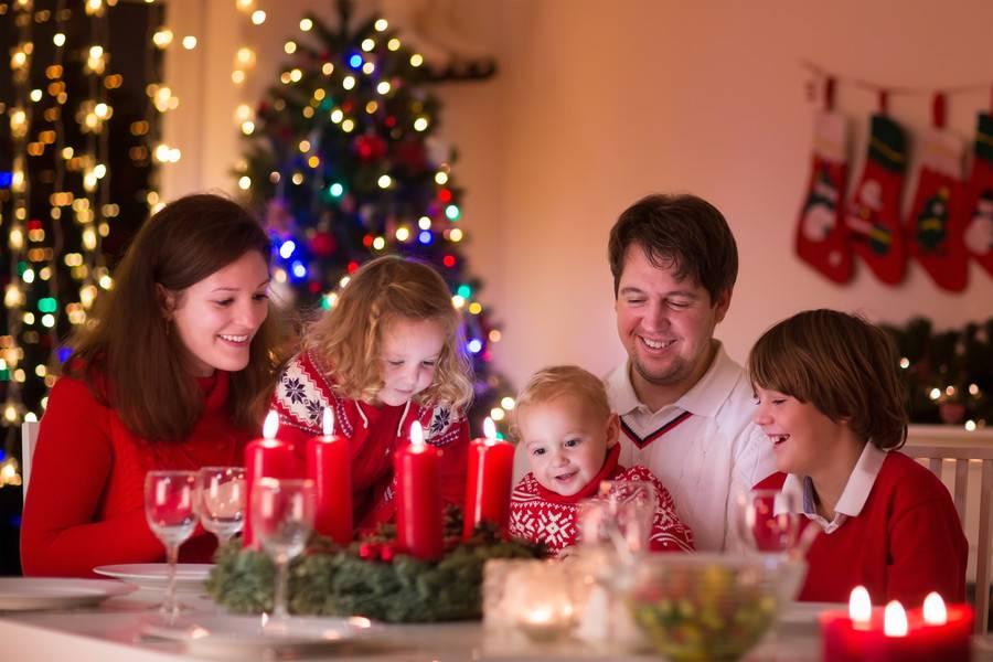Как сделать празднование нового года в кругу семьи незабываемым и волшебным