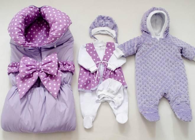 Российские производители товаров для новорожденных