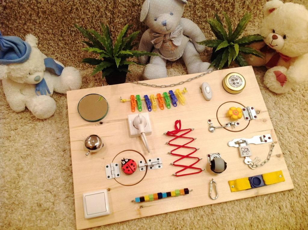 Практические занятия по монтессори для детей