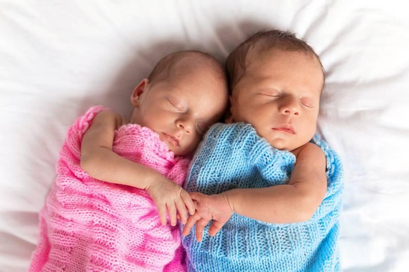 Список необходимых вещей для новорожденной двойни