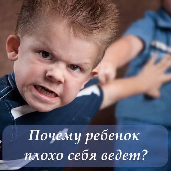 Почему маленький ребенок хуже всего ведет себя с мамой