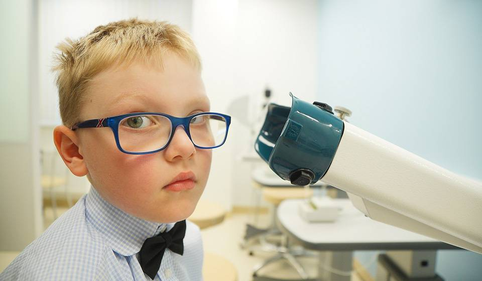 У ребенка развивается близорукость — что делать? - энциклопедия ochkov.net