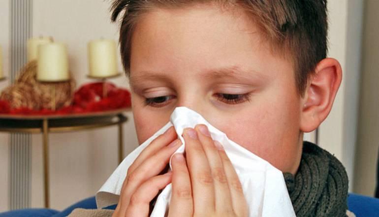 Гайморит у ребенка: симптомы и лечение
