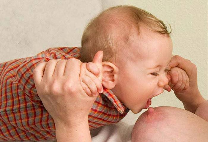 Как отлучить ребёнка от груди. отлучение от груди