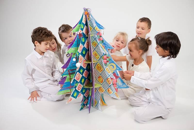 Как встретить новый год с детьми дома весело