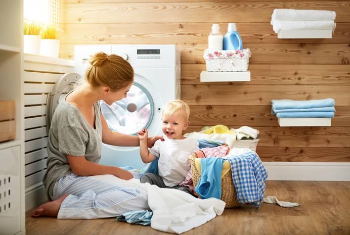 Как отбелить детские вещи: обзор эффективных средств и методов