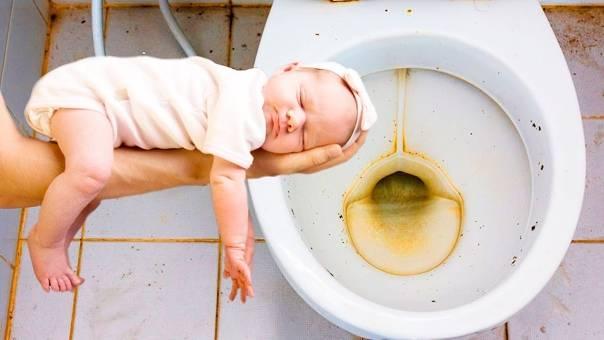 Запор у ребенка в 5 месяцев: первая помощь, причины, лечение, способы устранения   микролакс®