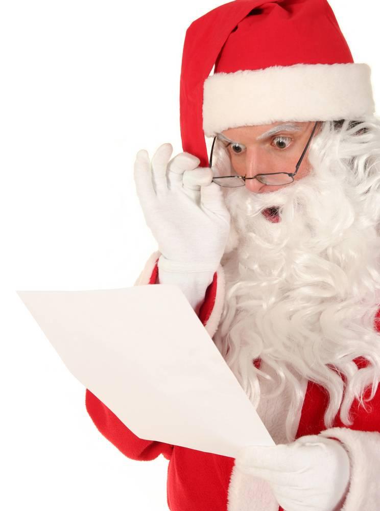 Как поступить, если вы не можете купить ребенку подарок, который он заказал у деда мороза   домашние штучки