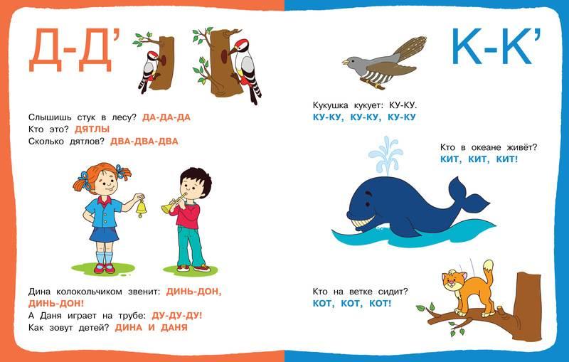 Логопедические упражнения для детей 2 - 3 лет и их роль в развитии речи