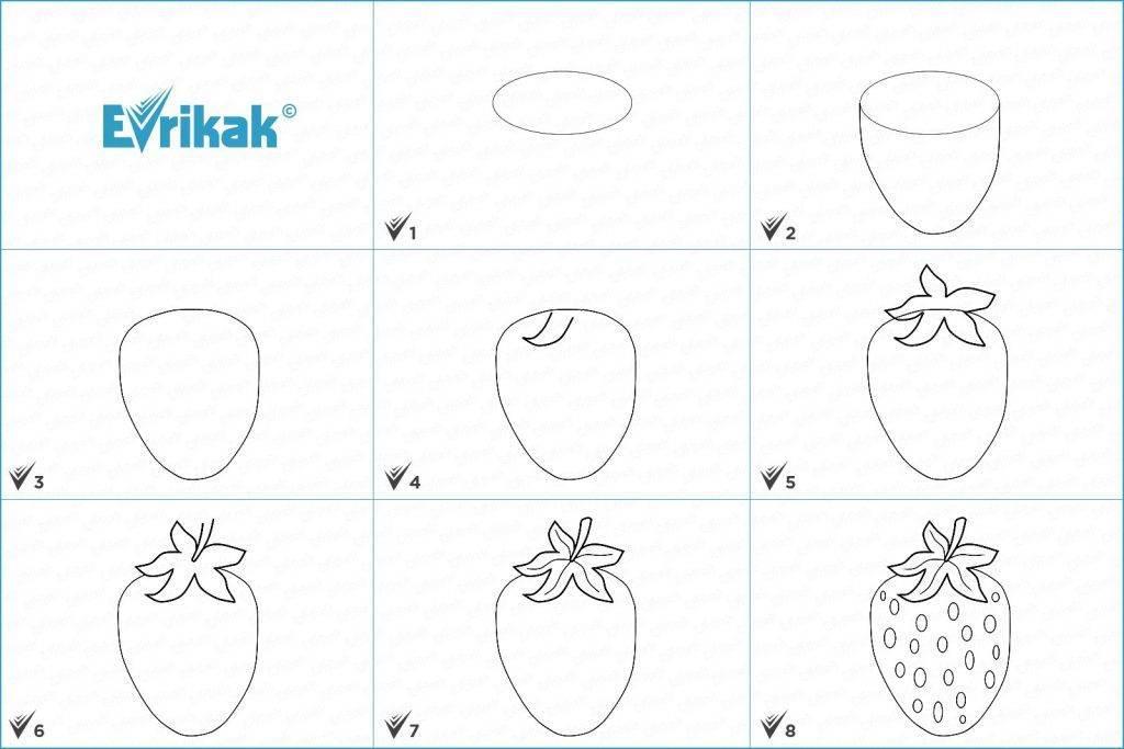 Рисунок для детей фрукты – фрукты для детей — картинки для детского сада — все для детского сада — ukovskaya.ru — семья, дети, семейные отношения