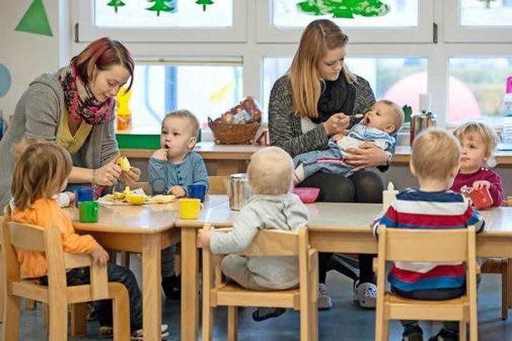 Няня или детский сад?