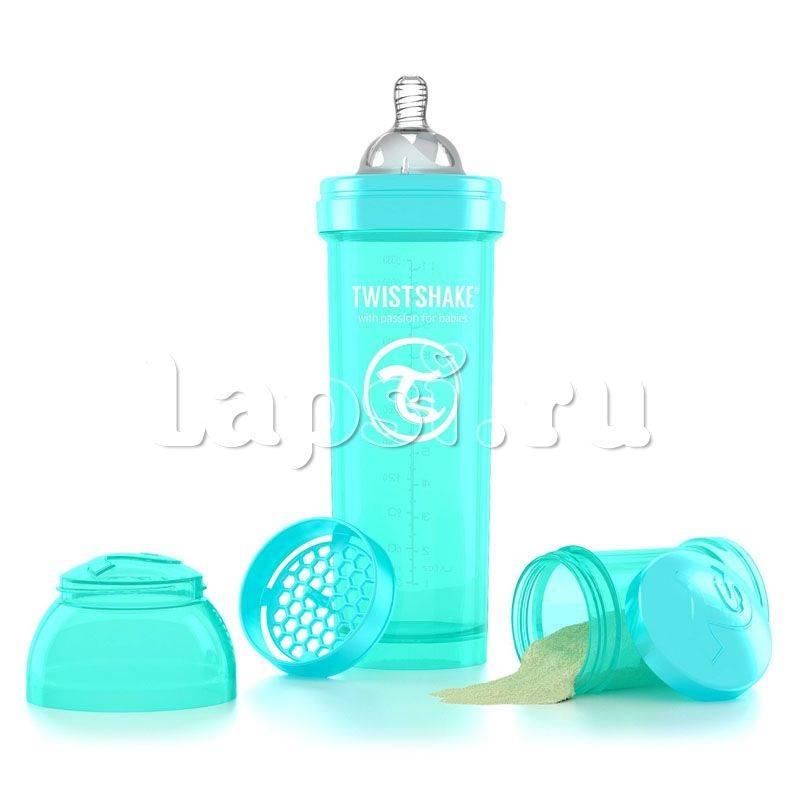 Антиколиковые бутылочки – для спокойствия мамы и ребенка