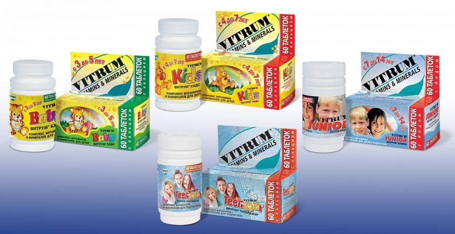 Витамины для памяти