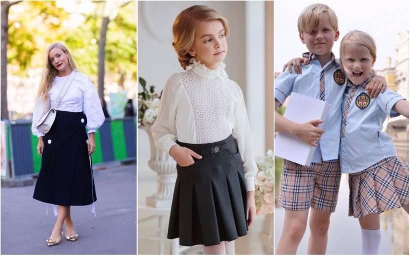 Модные образы на 1 сентября для девушек 9, 10, 11 классов - новости кирова и кировской области