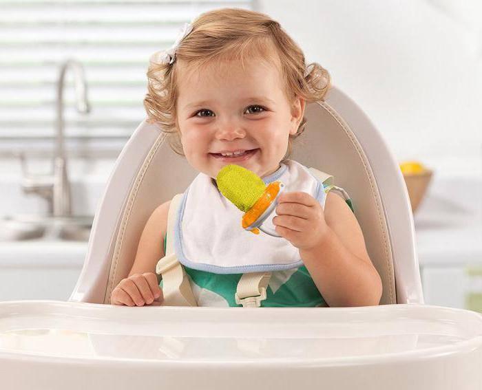 Ниблер: со скольки месяцев можно давать ребенку, как пользоваться