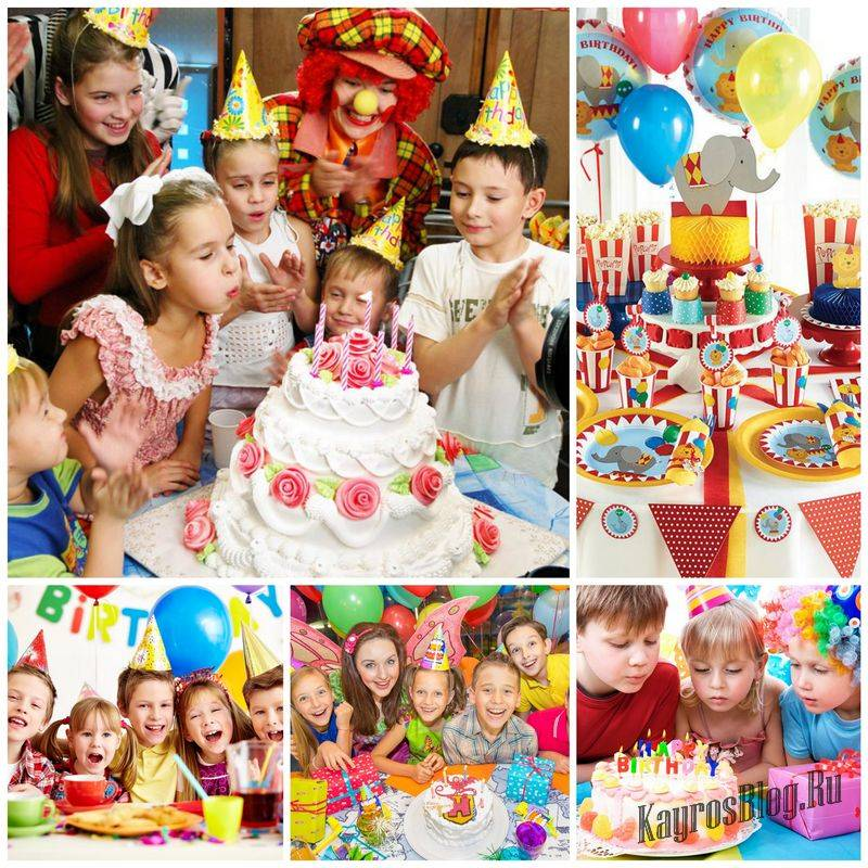 Как отметить день рождения девочки 10 лет?