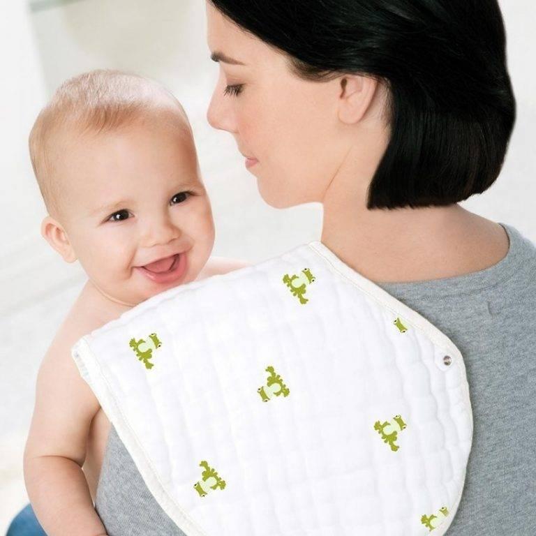 Синдром срыгиваний у детей первого года жизни