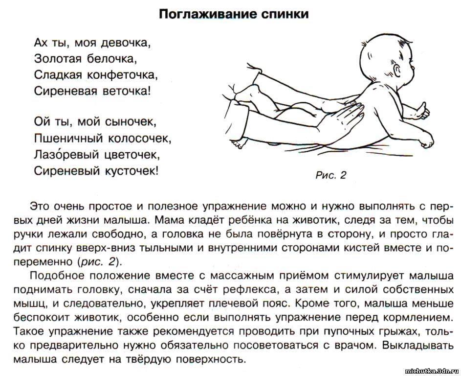 С какого возраста выкладывать малыша на животик или когда новорожденного можно класть на живот: возраст, время и условия stomatvrn.ru
