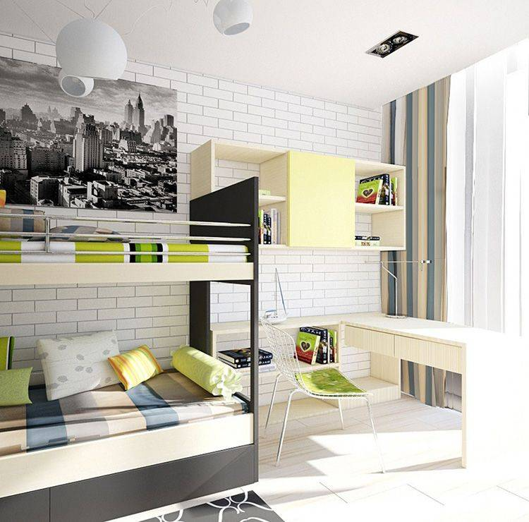 90 идей дизайна комнаты для девочки-подростка (фото)