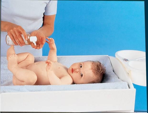 Первое купание новорожденного после роддома