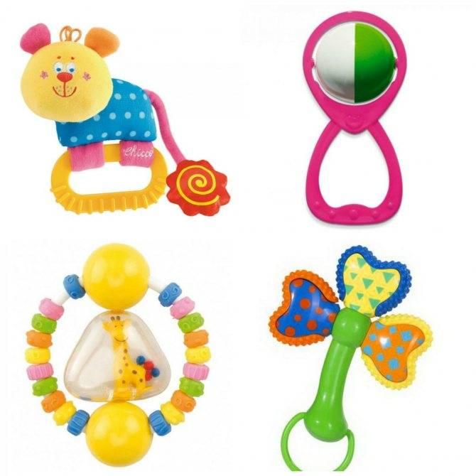 Первая игрушка новорождённого: какая она должна быть и как выбрать
