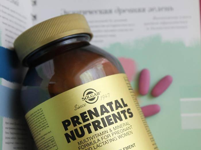 Витамины после родов для восстановления