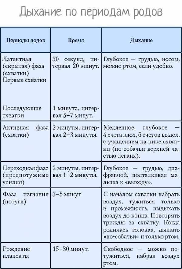 Подготовка к родам: как начинаются, фазы родов, как себе помочь - agulife.ru