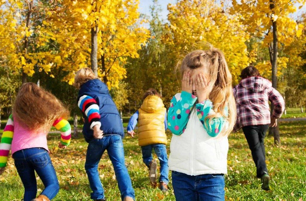 Подвижные игры на воздухе для детей: 18 на все случаи