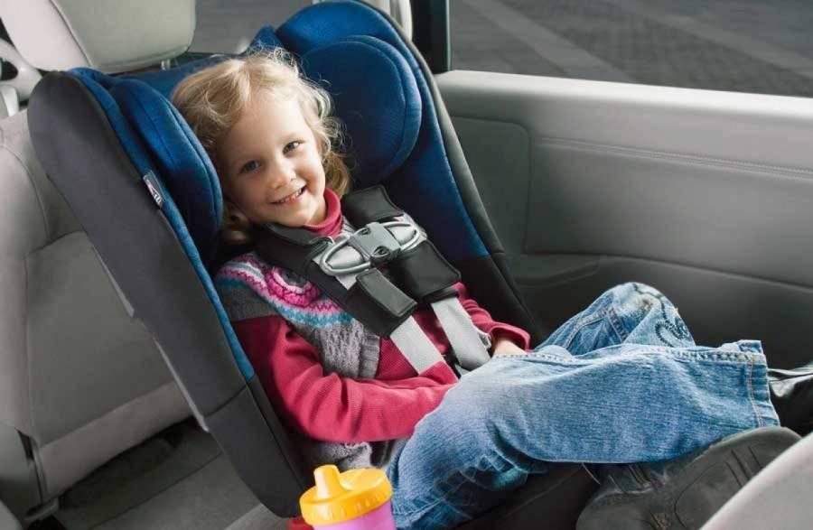 Бустер для перевозки детей: что это такое, когда использовать