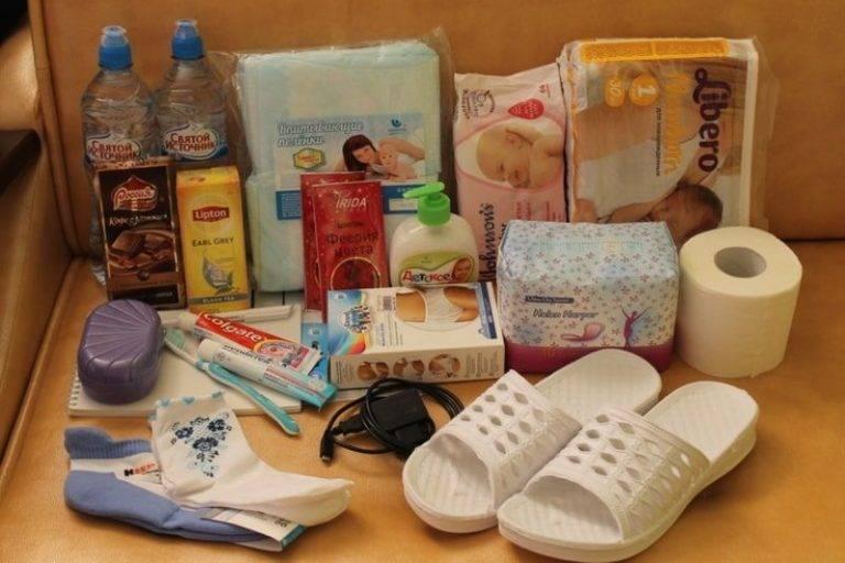 Список вещей в роддом - только самое необходимое   pro-md.ru