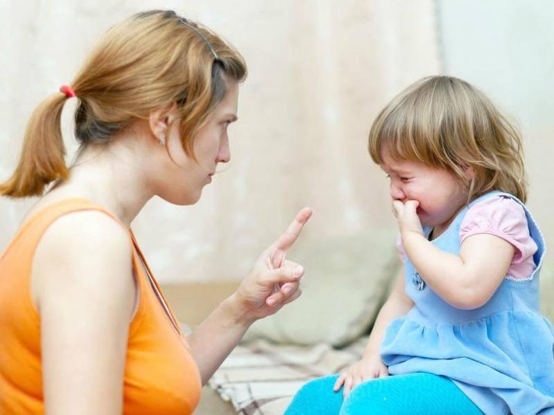 Как мне перестать бить ребенка и кричать на него. если ребенок не слушается