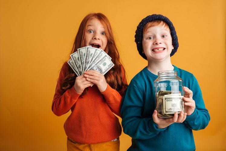 Карманные деньги детям. сколько, когда и как